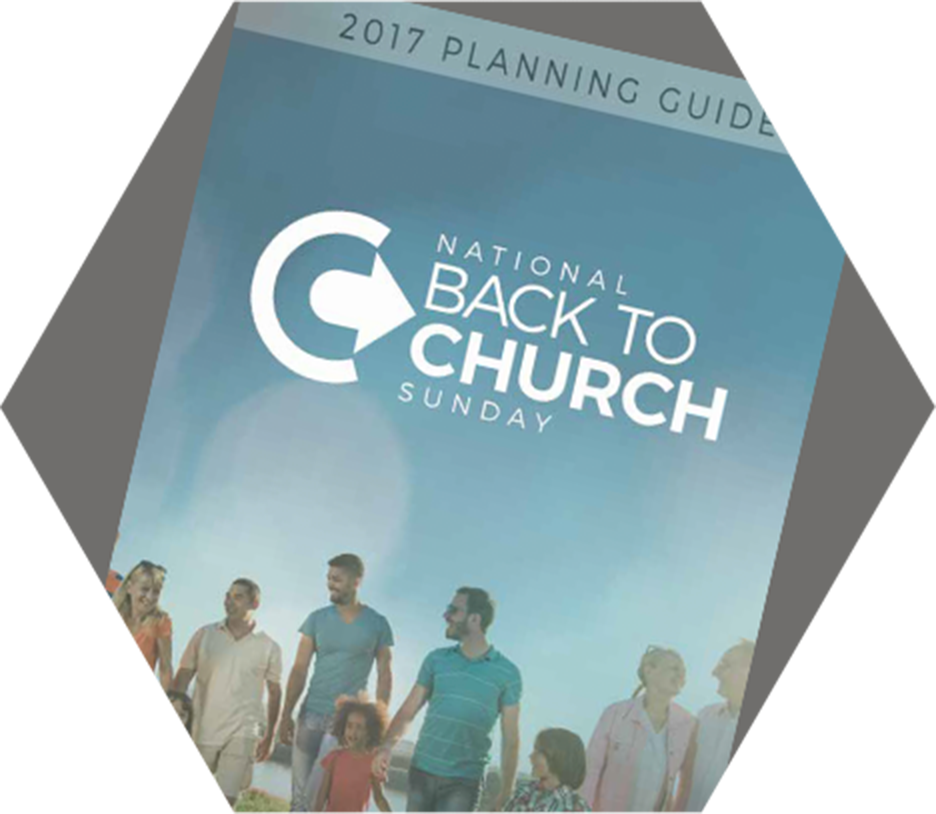 Back to Church planning guide