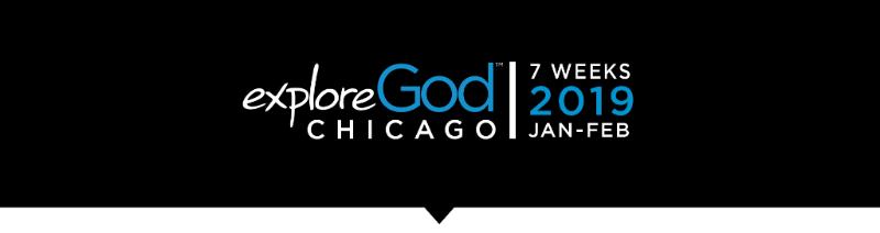 Explore God Chicago Banner